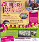 Grafton Rose Jumpers Jazz Flyer 2015