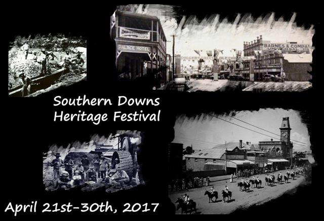 Southern Downs Heritage Festival B