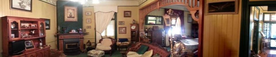 Grafton Rose Lounge